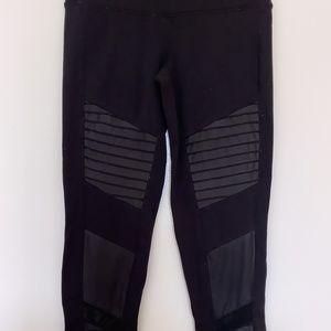 Alo Yoga - Moto Legging - Black